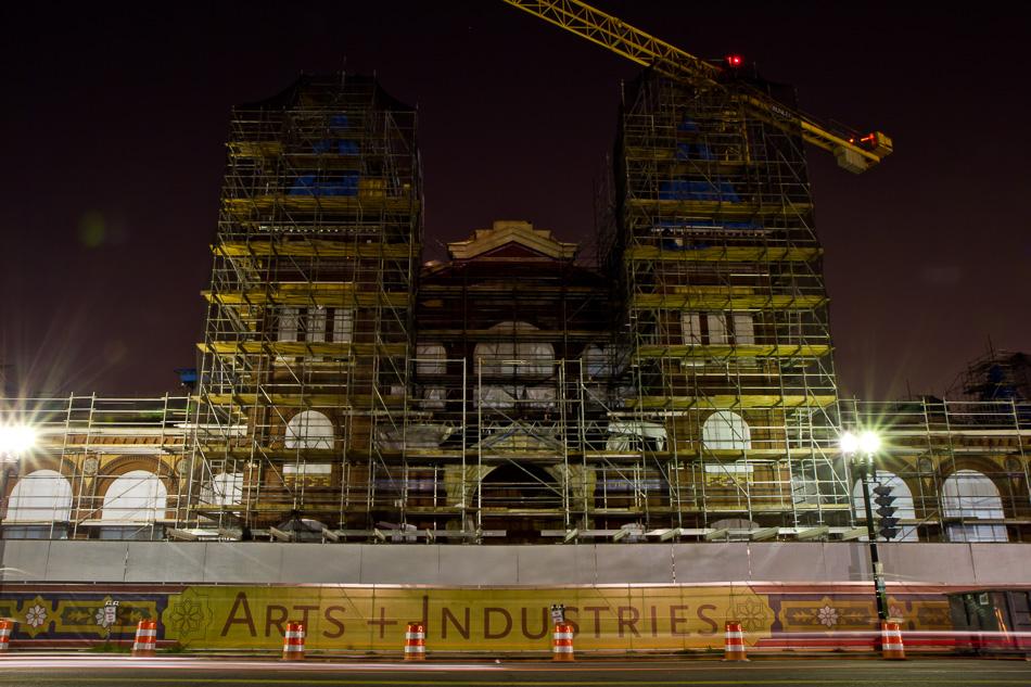 Arts + Industries